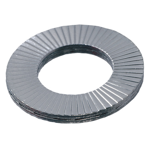 Wedge Locking Washers, Steel Delta Protekt (Large OD)